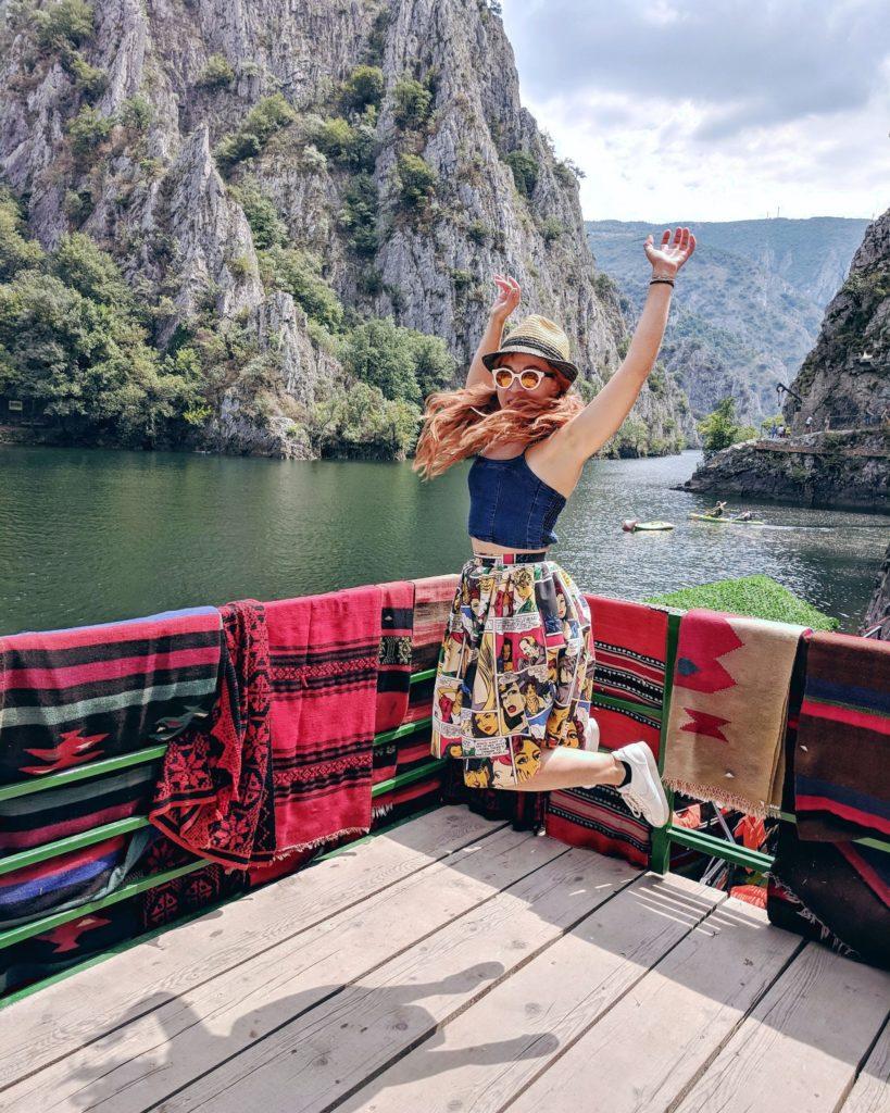 kanjon Matka Makedonija