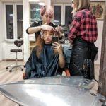 kako sam promijenila boju kose