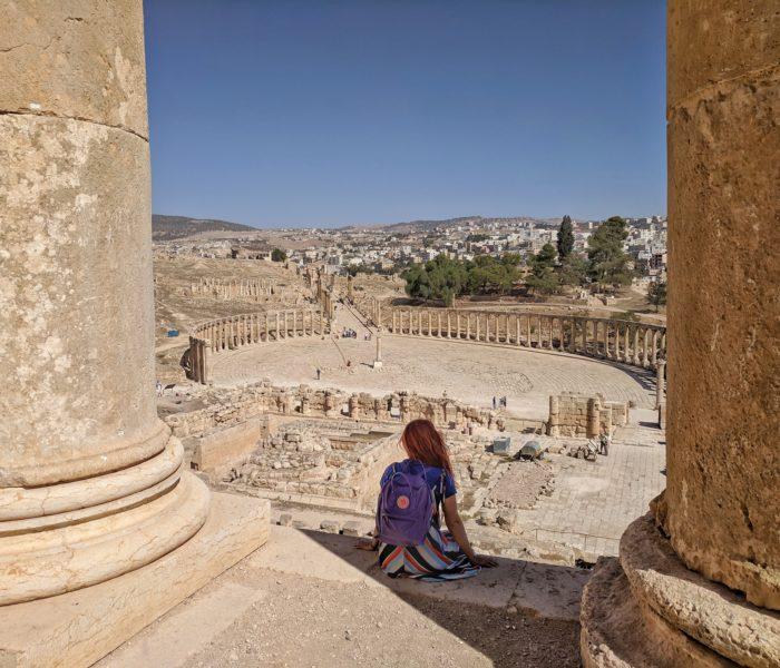 Otkrivam zašto u Jordanu trebaš posjetiti Jerash i Ajloun