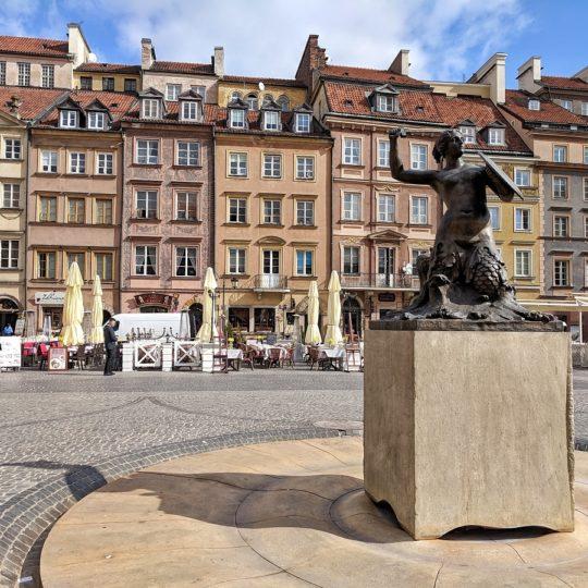 Varšava – hladna poljska prijestolnica skrivenog šarma