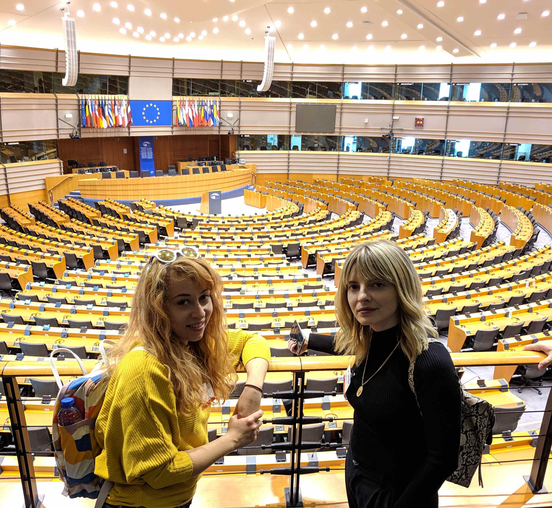 Zaviri sa mnom u Europski parlament i Europsku komisiju