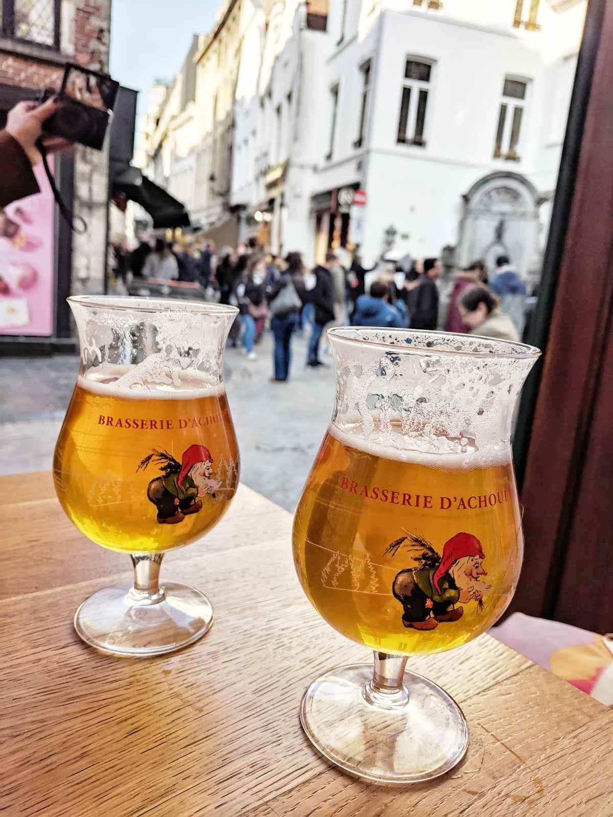 brussels belgija