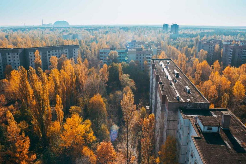 černobil pripjat