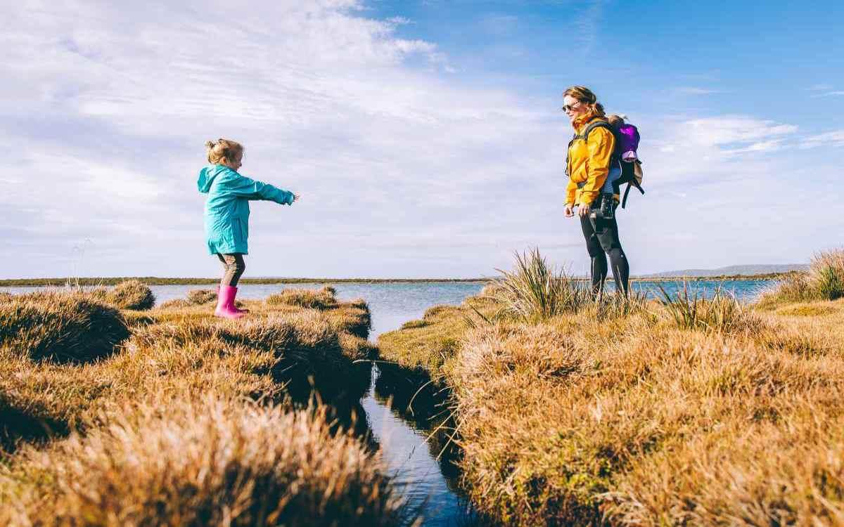 Sve što trebaš znati o planinarenju s djecom