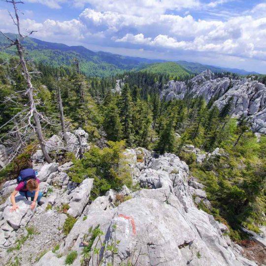 Zašto se Samarske stijene ubrajaju među najljepša odredišta u Hrvatskoj?