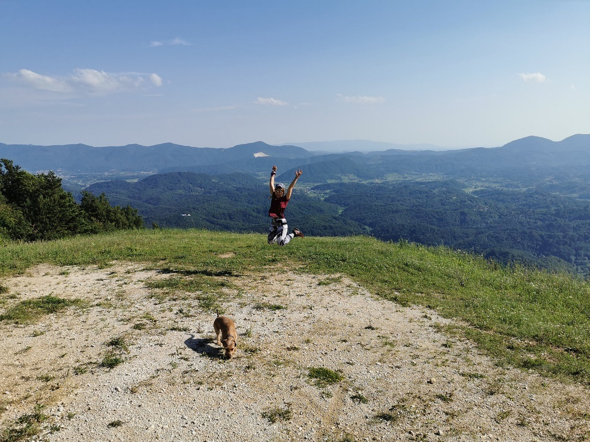 Ravna gora – mjesto s kojeg se pruža predivan pogled na dvorac Trakošćan