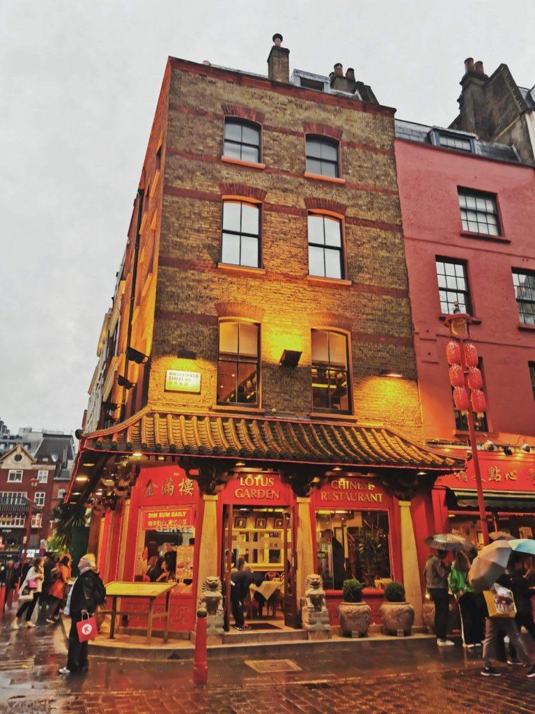 china town london 2
