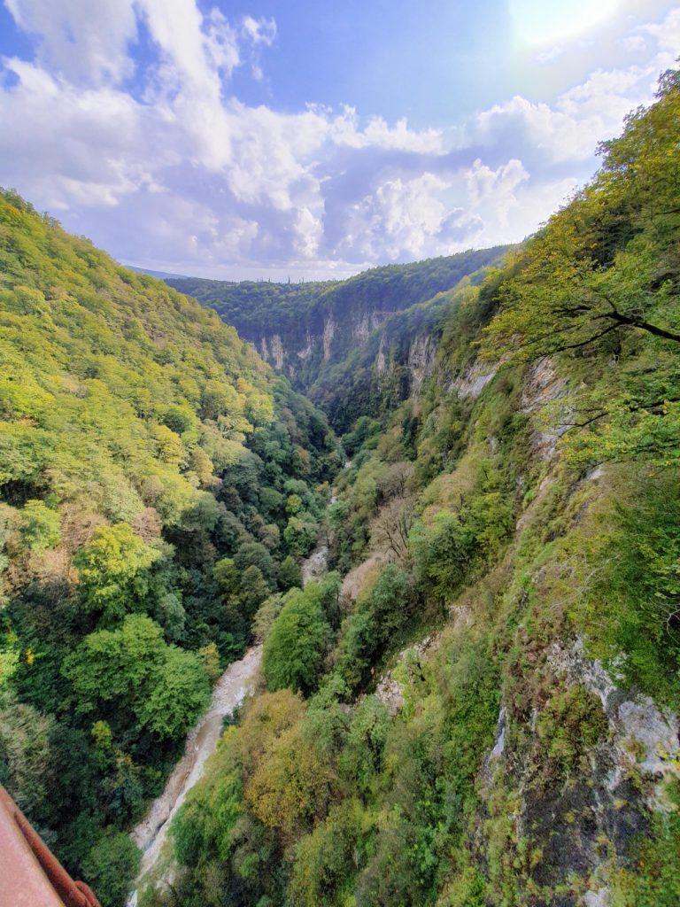 Okatse kanjon