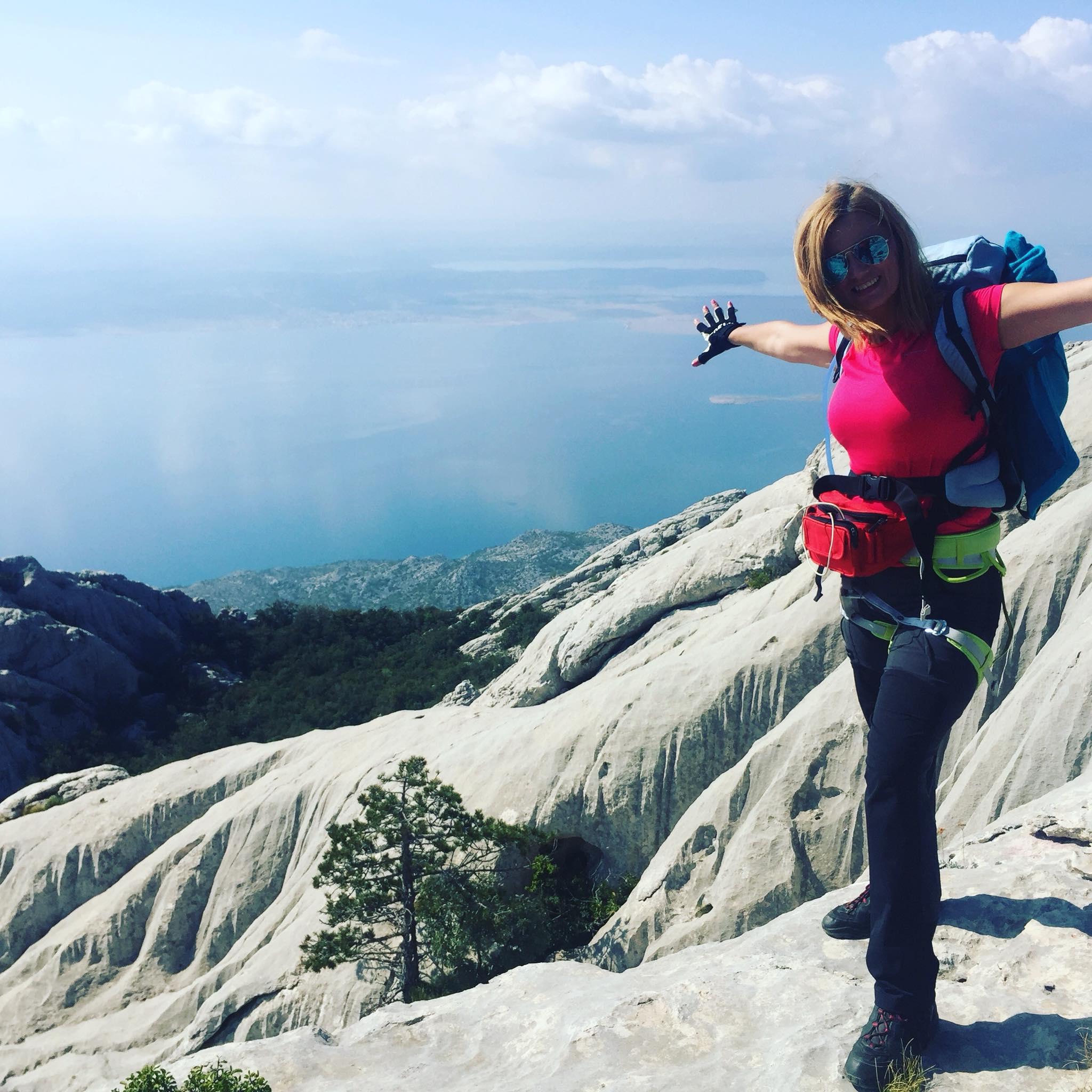 Planinarski spomenar: Aleksandra Ljuba