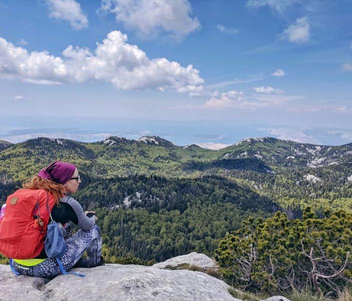 Kako sam se zaljubila u planine?