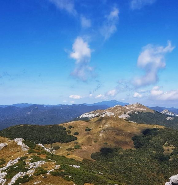 Snježnik i Guslica – slikoviti vrhovi koji pružaju nezaboravan pogled
