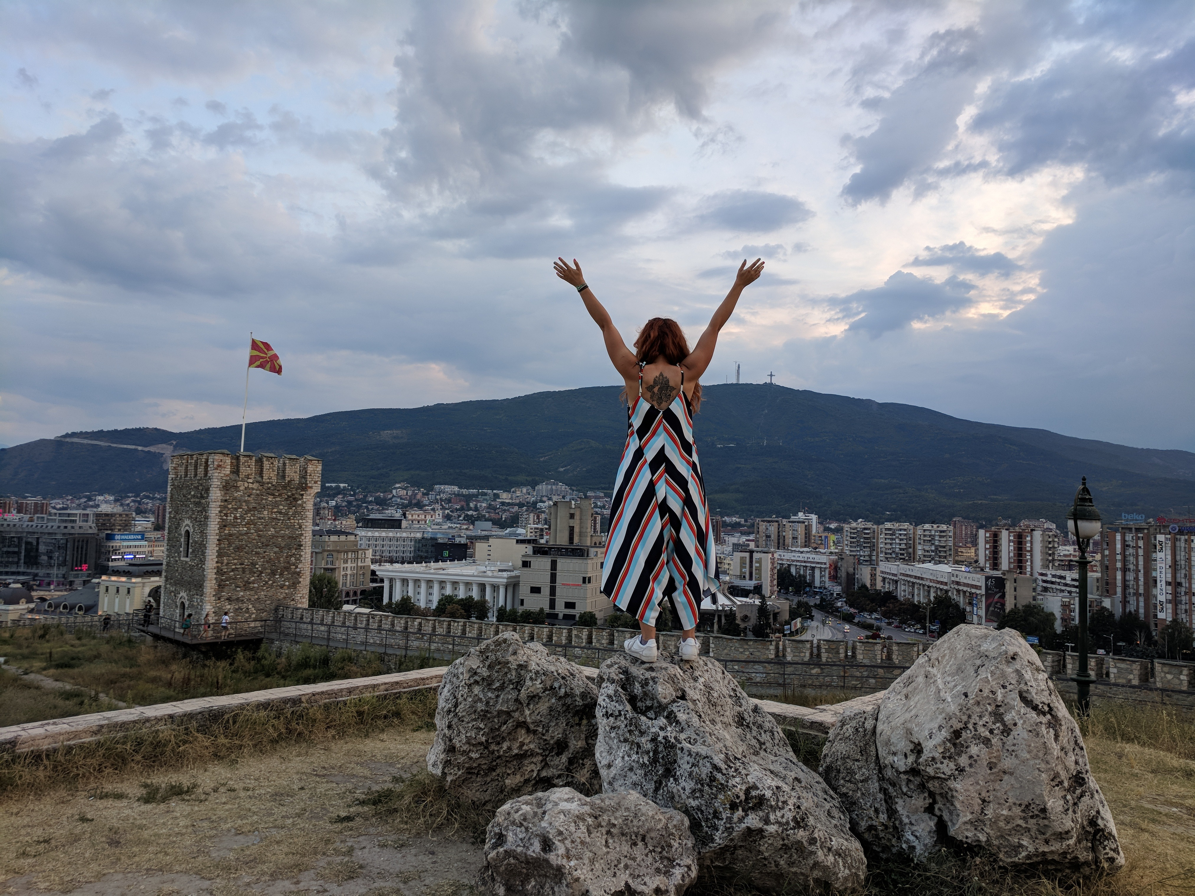 Skoplje – makedonski grad neuništivog duha