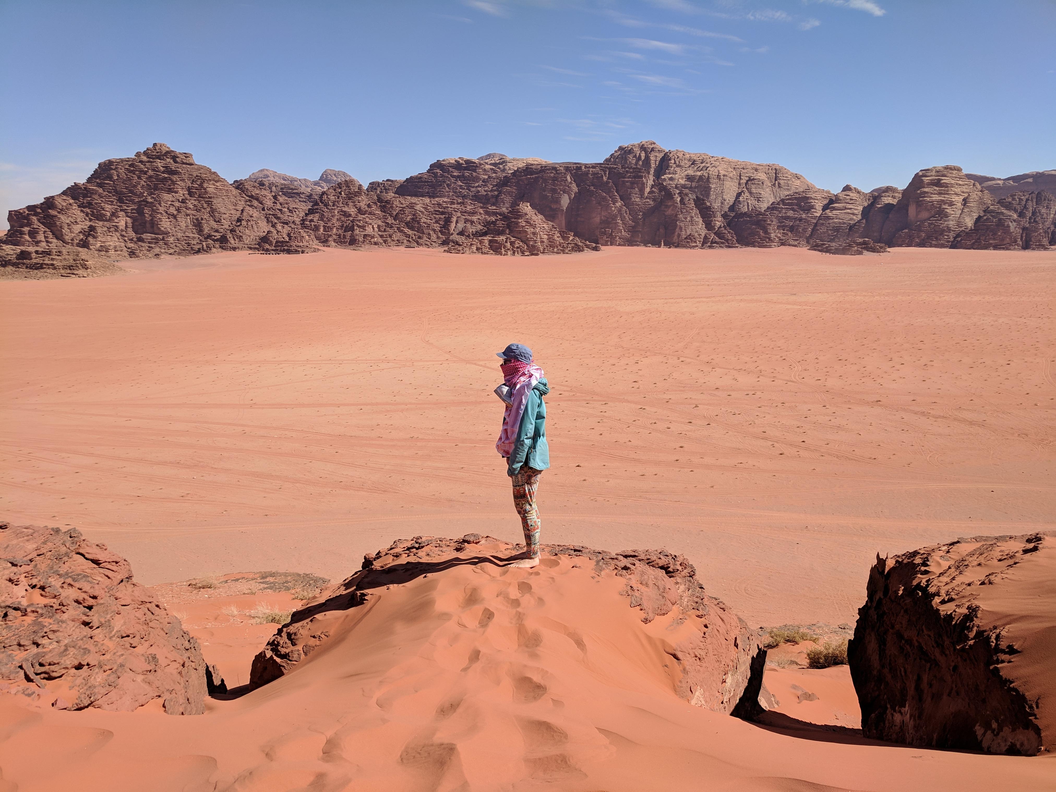 Kad pomislim Jordan, sjetim se pustinje Wadi Ruma. Evo i zašto…