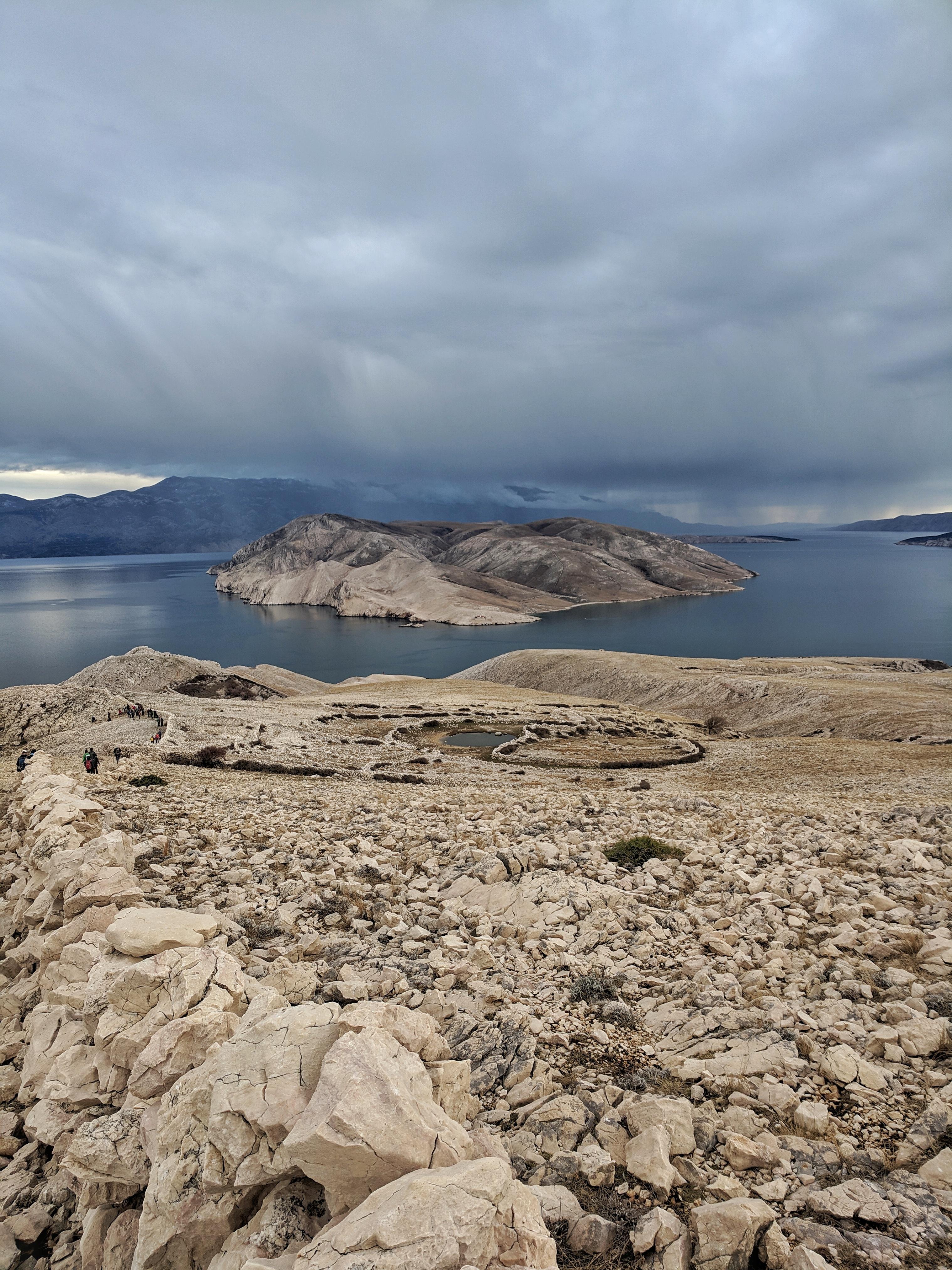 planinarenje Krk
