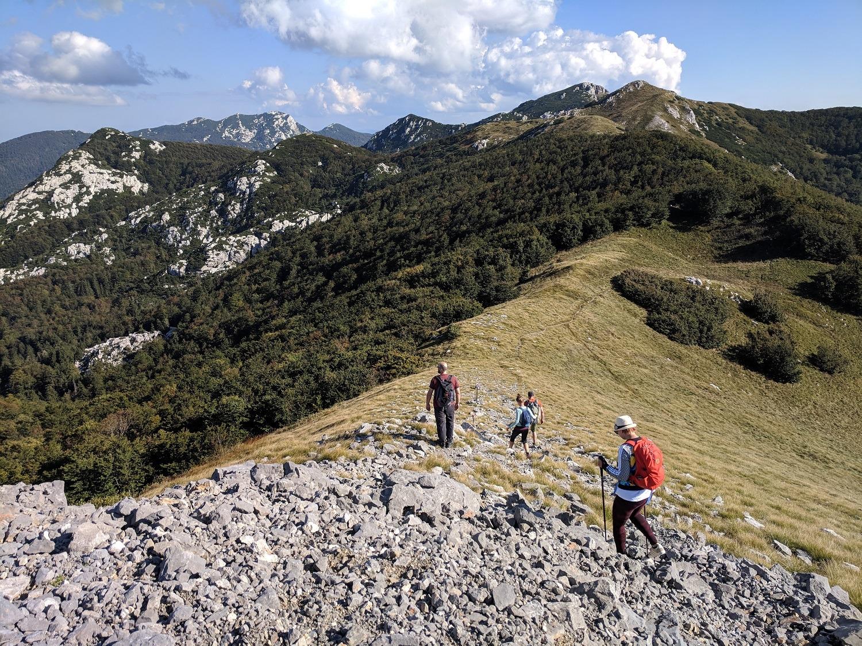 pripreme za jednodnevni planinarski izlet