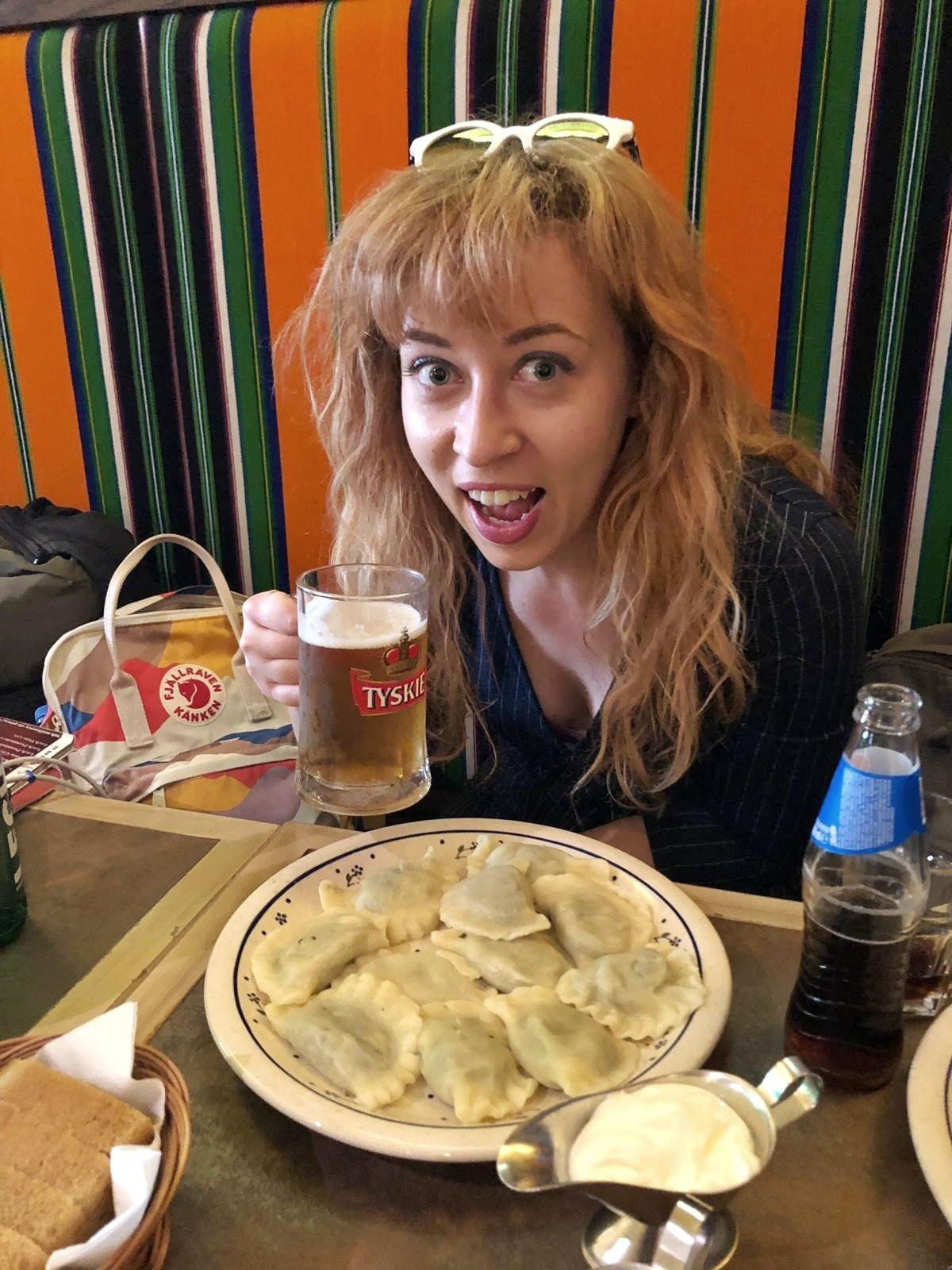 Gdje i što jesti u Varšavi?