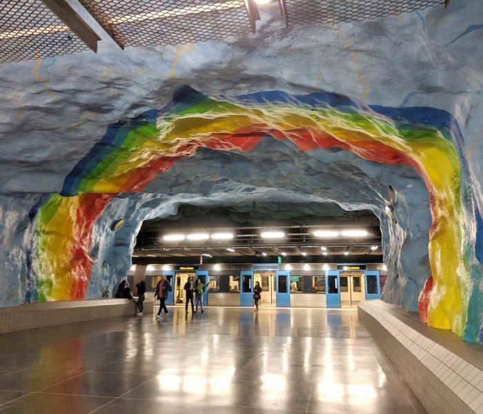 Kad je podzemna must see atrakcija… Moguće samo u Stockholmu
