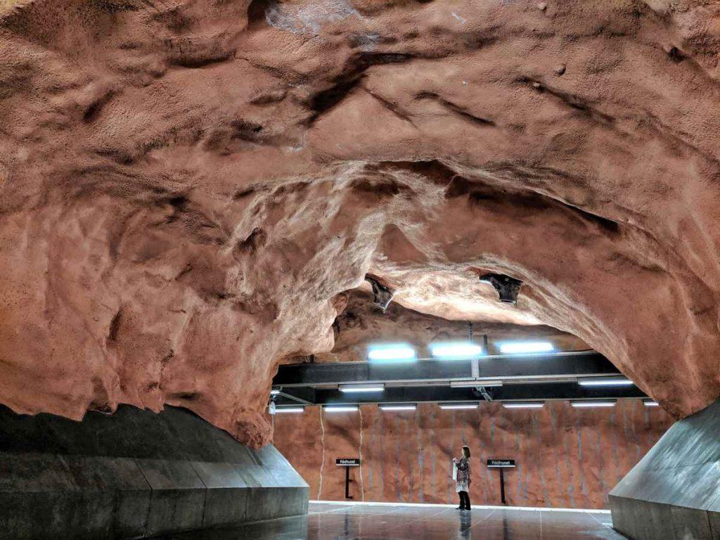 Stockholm podzemna subway