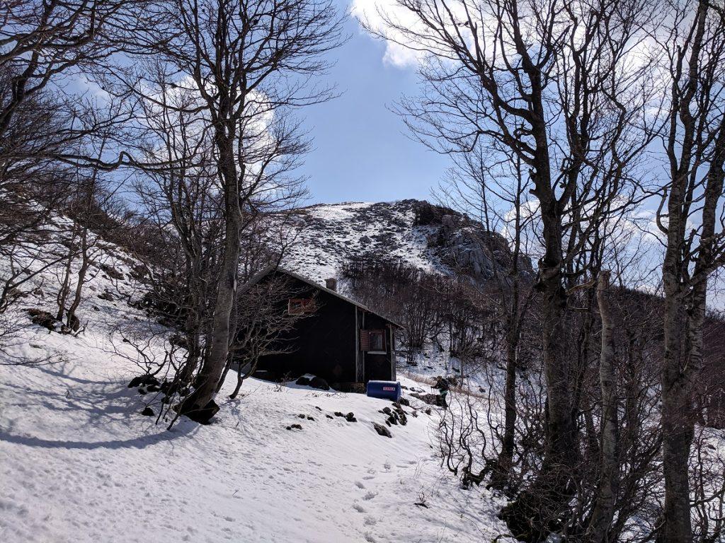 planinarsko sklonište Jakob Mihelčić