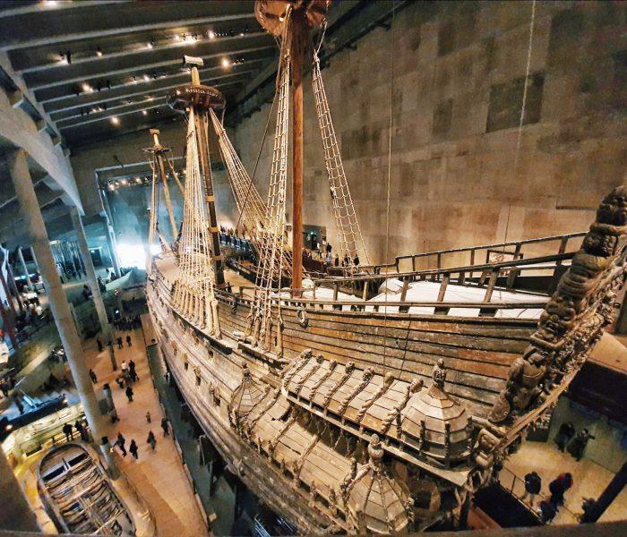 Vasa muzej je dokaz da je nekad potreban brodolom i hrpa mulja da postaneš glavna atrakcija