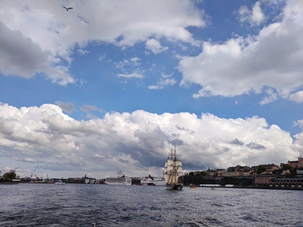stockholm švedska putopis