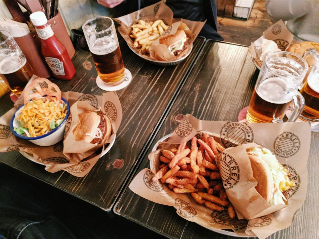 Nomad swedish food&bar