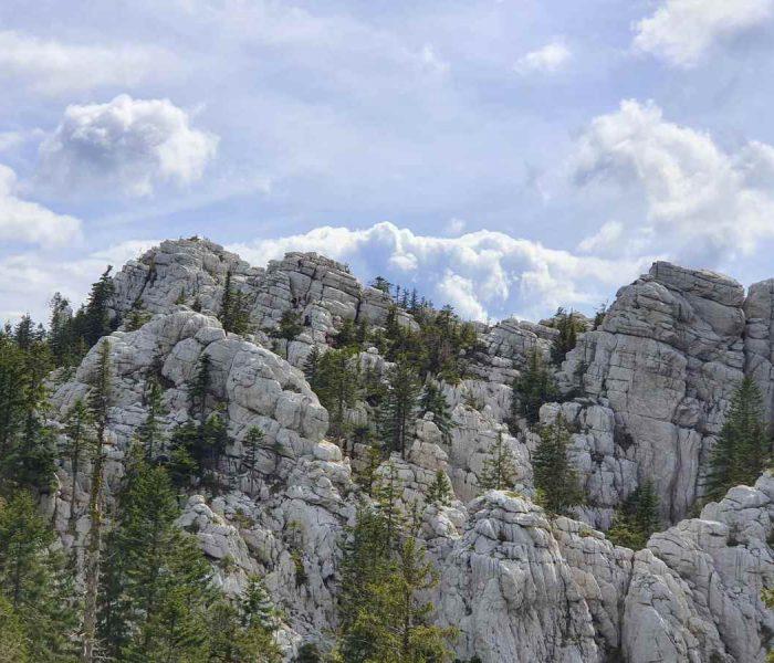 Sve više akcija spašavanja na području Bijelih i Samarskih stijena. Izdan apel posjetiteljima.