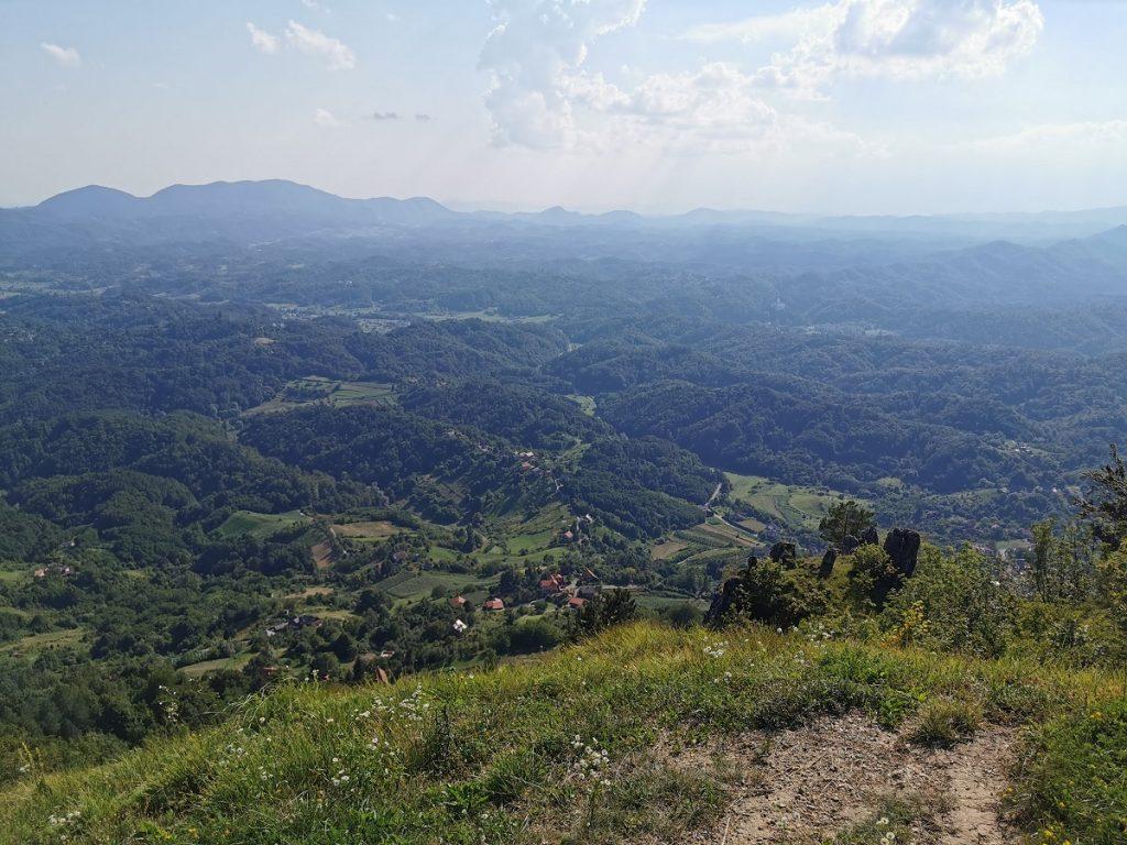 Ravna gora, Trakošćan