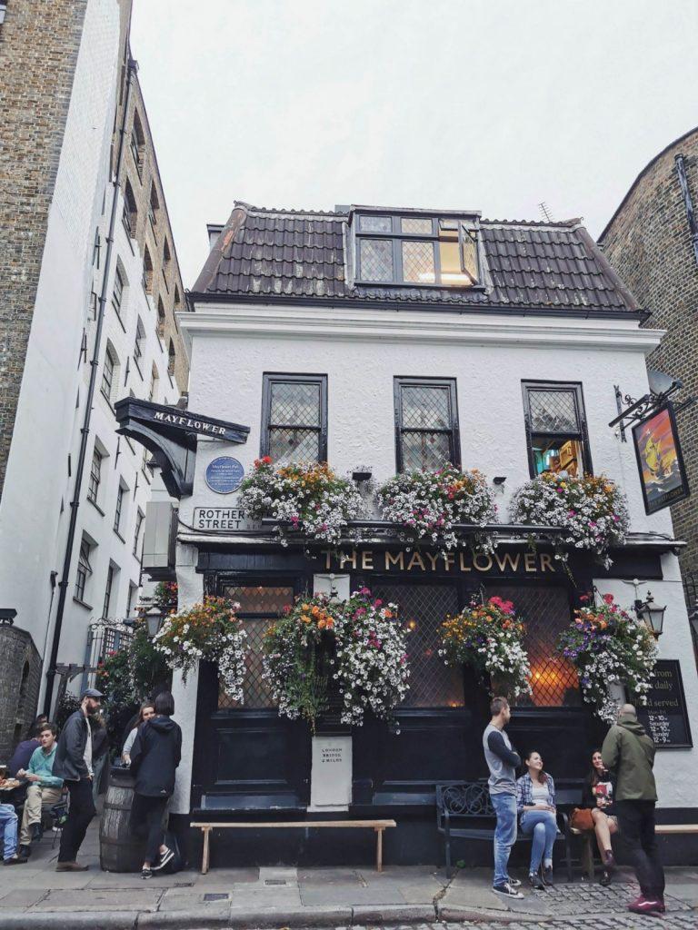 Mayflower pub