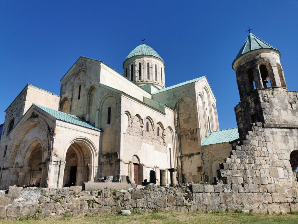 Bagrati katedrala, Kutaisi