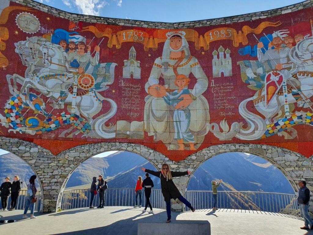 Rusko-gruzijski spomenik prijateljstva