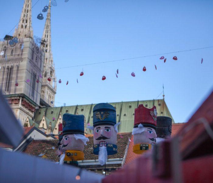 Otkrivam razloge zašto bi trebao posjetiti EU Advent u centru Zagreba