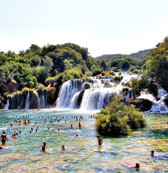 Nacionalni park Krka uvodi zabranu kupanja. Bravo, podržavam!