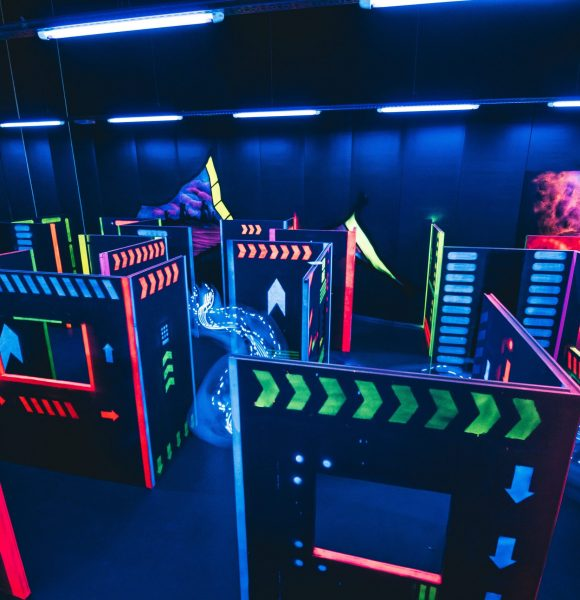Zagreb bogatiji za laser tag dvoranu