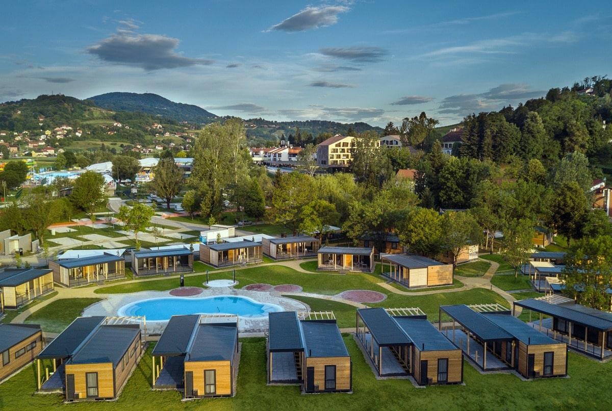 Mjesto o kojem maštam: Luksuzni Glamping Village u srcu Zagorja