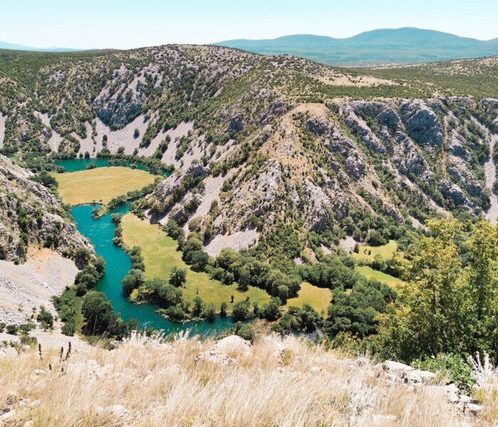 Odličan izlet na relaciji Zadar-Knin: Nestvarno lijepa priroda i nezaboravni prizori