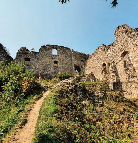 Ružica grad – skriveni slavonski dragulj Krndije o kojem kruže brojne legende