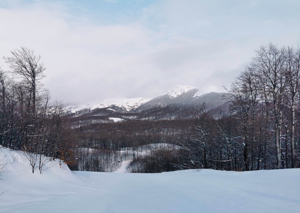 Ugodna kružna staza na Platku koja otkriva divan pogled na Snježnik