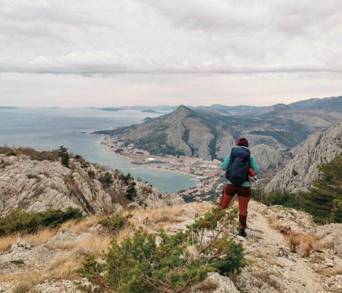 Omiška Dinara: Staza do vrha Kula pruža nezaboravno planinarsko iskustvo
